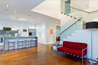 Beach Road-Auckland-Luxury Apartment 1
