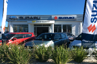 Winger Pukekohe Showroom