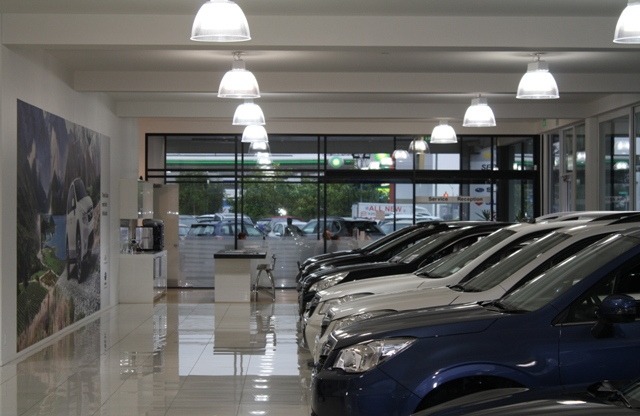 York Projects Car Sales Premises Greenlane